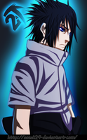 Sasuke Uchiha - The Youngest Avenger... by Aosak24