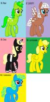 100 theme Adoptables 96-100 (Closed) by Strawberry-T-Pony