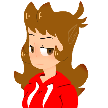 Tori {Female Tord} by IsaIsMyName