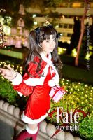 Fate Stay Night||Rin Tohsaka by sosochan1314
