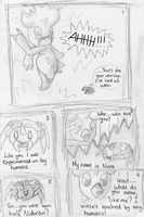 Pokemon Fusion Page 4 by GoldFlareon