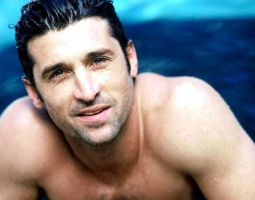 patrick dempsey captured by the lidht by j17d22