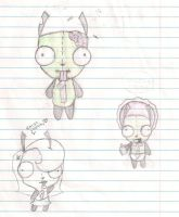 GIR 2 by LilMissCuppyCakes