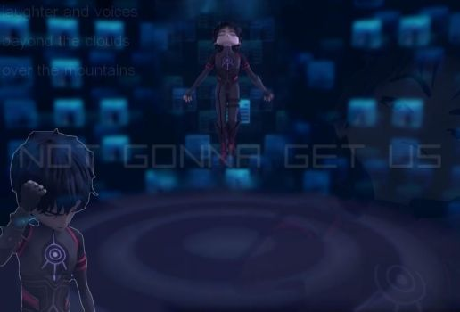 WILLIAM    Not gonna get us by LostCodeLyoko