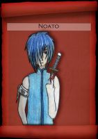 Ninja Tales-Noato by Halloween-reject