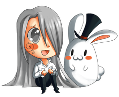 Flopsy and Lotano by Pace-Eterna
