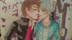jack frost nd the first child that began to belie by puffylita