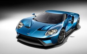 2016 Ford GT by ThexRealxBanks
