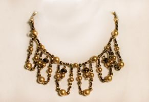 Gold and Bronze Loops - For Sale by Thy-Darkest-Hour
