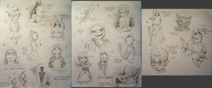 Sketchbook: Song Challenge by 10yrsy