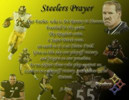steelers prayer by coreygates