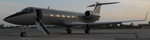 The Gray Ghost _ United States Marines Gulfstream by K4nK4n