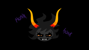 Gamzee Wallpaper - New by Dragoliz
