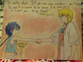 My Magi Book Report! by Pikawolf11