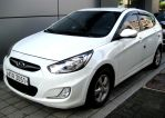 Lovely and Compact, Hyundai Accent WIT by toyonda