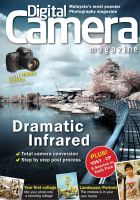 Camera Magazine Cover by Yoky by Pandowo014