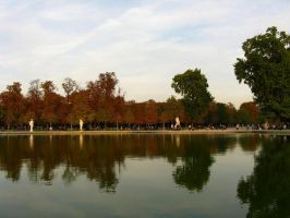 Jardin des Tuileries - part1 by dpaulo