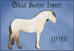 Baelner Import 033 by Howlingreaches