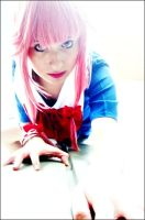 -Yandere Time- Gasai Yuno Cosplay by x--Cupcake