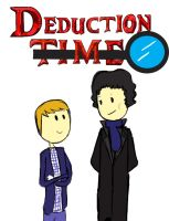 Deduction Time With Sherlock and John by Punkheart11