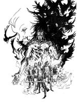 THE CROW_90 minutes by EricCanete