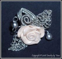 Rose Ring by VanaJewelry