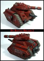 Da Battle Bruzer by Proiteus