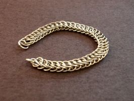 Silver Half Persian 4in1 by gnomeofmaille