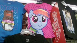 My little findings- Dashie T-shirt. by BigDream64