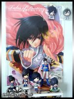 Tales of Destiny Lion Magnus Collection by kuroitenshi13