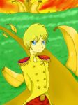 Wolfgang the Banana Prince by attila-the-honeypie