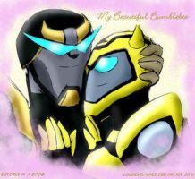 My Beautiful Bumblebee by ProwlxBumblebee