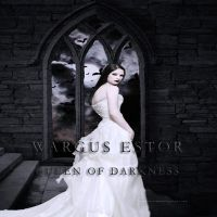 Queen Of Darkness - CD Cover by WargusEstor