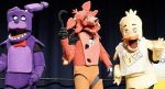 Fnaf group cosplay by ElvisDitto