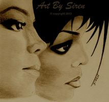 Michael and Janet - June 6, 2012 by ArtbySiren