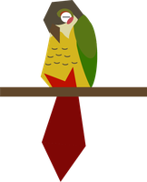 Vector Conure by nyroc238