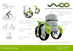 Tricycle design by anna1984