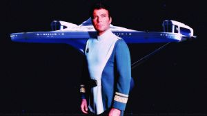 William Shatner Admiral Kirk III by Dave-Daring