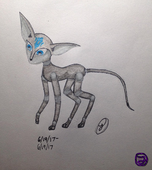 30 Day Art Challenge: Day 3 by LinkFan239