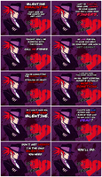 GODMODE VALENTINES by Contramonster
