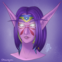 Shaureyne Headshot by Darisper