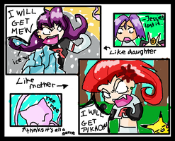 Like Mother, Like Daughter... by goldfish078
