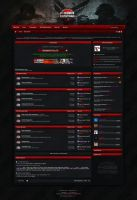 KGB-HQ Forum Redesign (v1) by Iwantchitzz