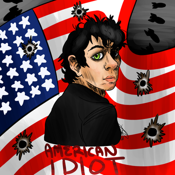 American Idiot by ziggy-starchild