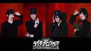 Litchi no Hikari club COSPLAY by Ainukai