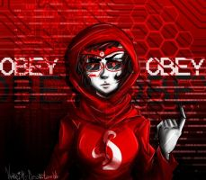 OBEY by Isanika