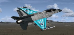 F-16 Dreadwind 2 by agnott