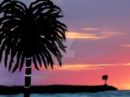 Key West Sunset by Henry V 2012 by HenryValdROCKS