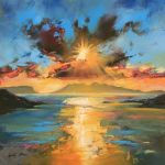 Morar Sunset by NaismithArt