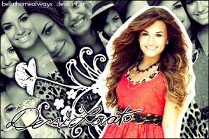 Demi Lovato Blend #4 by BellaThorneAlways